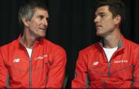 Aos 33 anos, Frank Dancevic é o novo capitão do Canadá na Taça Davis