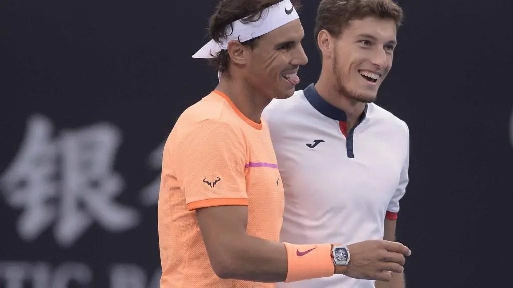 Nadal confirma presença nas ATP Finals