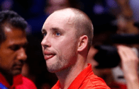 Darcis admite que ainda não dorme bem depois de ter ficado ligado à derrota da Bélgica na Davis