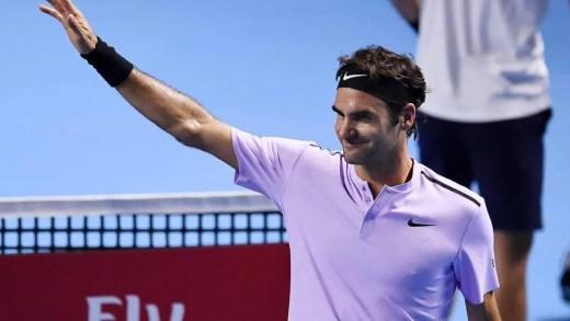 Federer sobre as ATP Finals: «Estreei-me aos 21 anos e foi uma sensação espetacular»