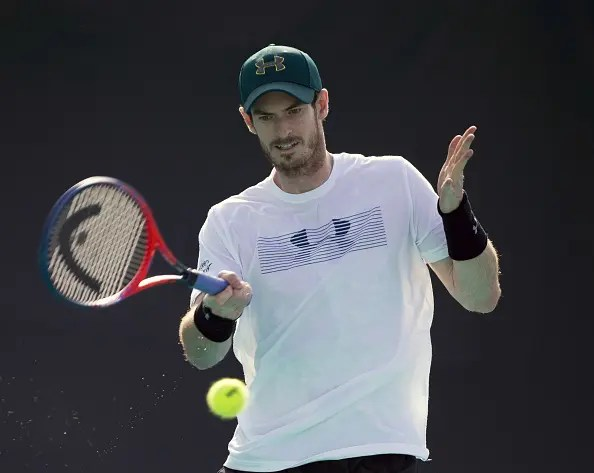 Murray fora do top 20 pela primeira vez em praticamente 10 anos