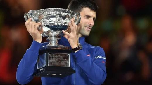 Afastado dos courts há meio ano, casas de apostas atribuem favoritismo a… Djokovic no Open da Austrália