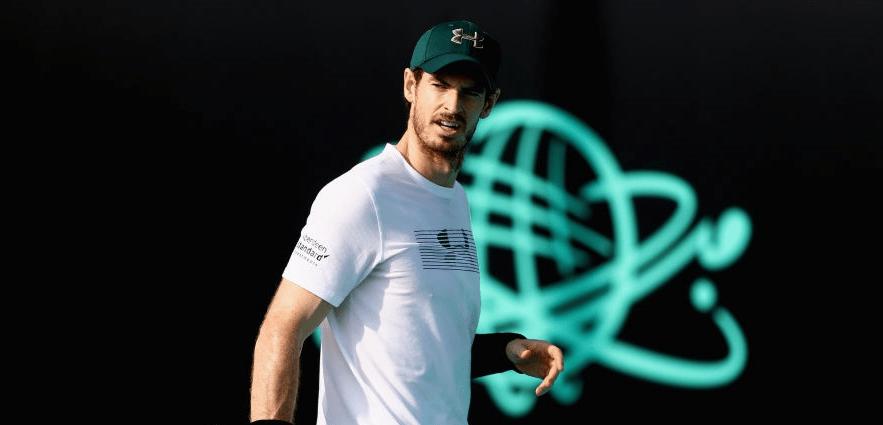 [VÍDEO e FOTOS] Andy Murray foi a Abu Dhabi mas (em princípio) não vai competir