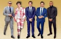 Federer nomeado para Homem mais Elegante de 2017 pela GQ