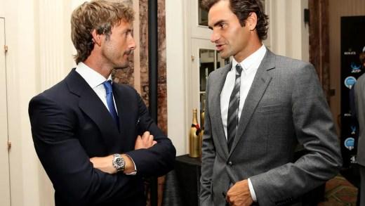 Ferrero: «A chave para o sucesso do Federer foi preocupar-se mais em desfrutar do que ganhar»