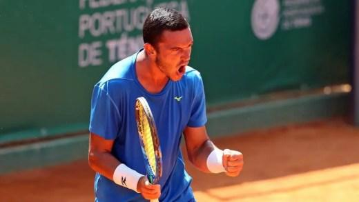 Gonçalo Oliveira avança à final na Tunísia e procura quinto título 'future' da carreira