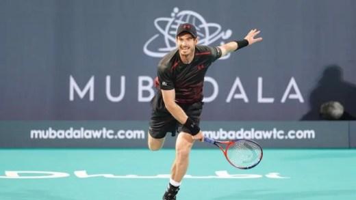 Murray não precisa de olhar para o que Nadal e Federer fizeram, diz antigo treinador
