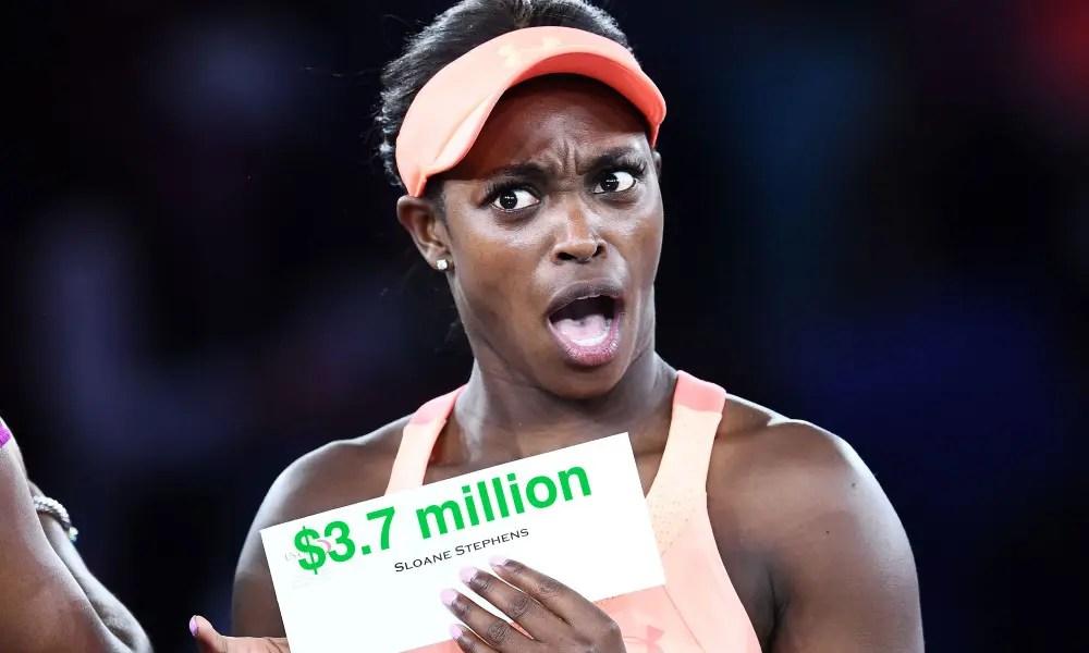 Stephens: «Não há muita gente que possa dizer que ganhou o US Open»