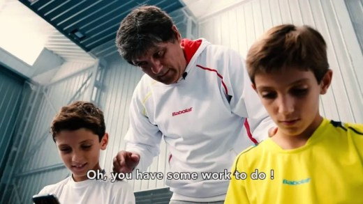 Toni Nadal: «Se elogiarmos muito uma criança, é difícil que ela evolua…»
