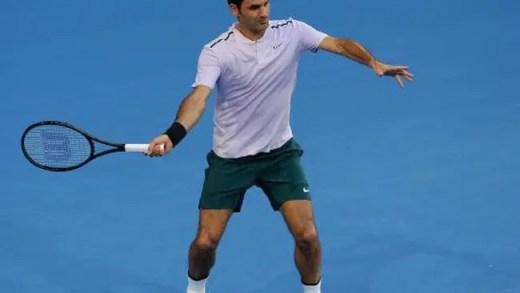 Dois dias depois, Roger Federer bate novamente o recorde de público na Hopman Cup