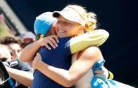 Kostyuk, a jovem de apenas 15 anos, está APURADA para a 3ª ronda do Open da Austrália