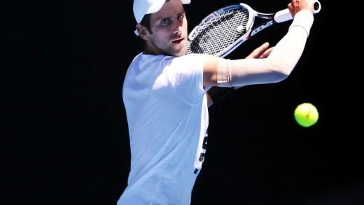 Ordem de encontros. Novak Djokovic e Stan Wawrinka regressam aos courts nesta terça-feira