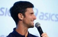 Djokovic: «O Roger e o Rafa mostraram no ano passado que a idade é apenas um número»