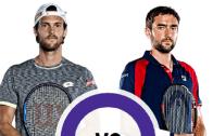 NA TELEVISÃO. João Sousa vs. Marin Cilic tem transmissão no Eurosport 2
