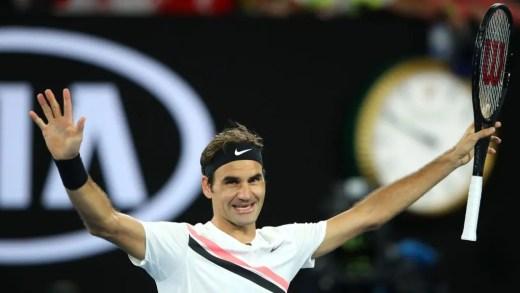 [VÍDEO] A arrepiante ovação que deixou Federer (ainda mais) em lágrimas