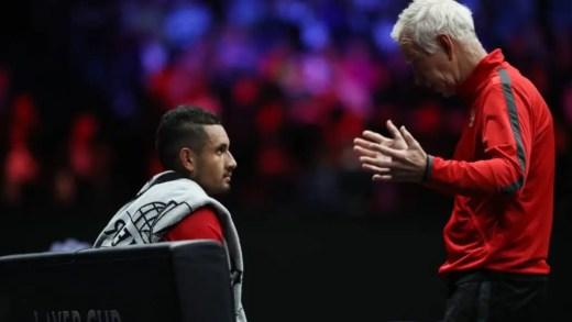 McEnroe: «Kyrgios é o mais talentoso dos últimos 10 anos»