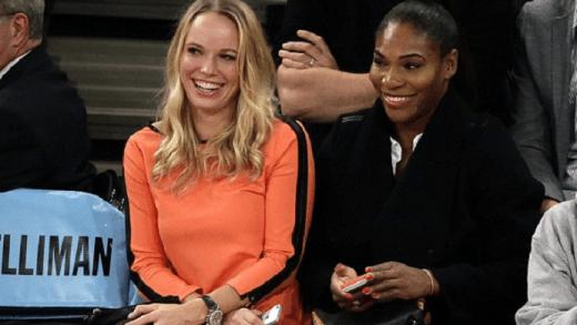 Serena Williams chorou ao ver Wozniacki campeã: «Estou tão orgulhosa que nem consigo dormir»