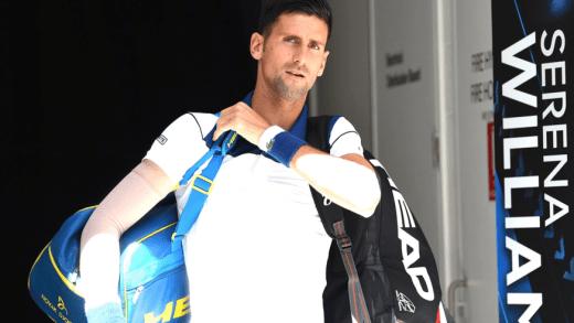 Djokovic: «Ainda tenho dores no cotovelo, mas são suportáveis»