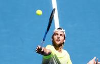 João Sousa regressa ao segundo maior court do Australian Open esta quarta-feira