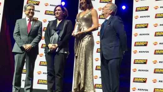 Rafael Nadal e Garbiñe Muguruza vencem prémio de Desportistas do Ano pelo 'Mundo Deportivo'