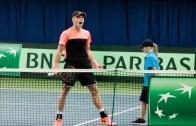 Marselha. Top-200 Ilya Ivashka chega às meias-finais de uma prova ATP pela primeira vez na carreira