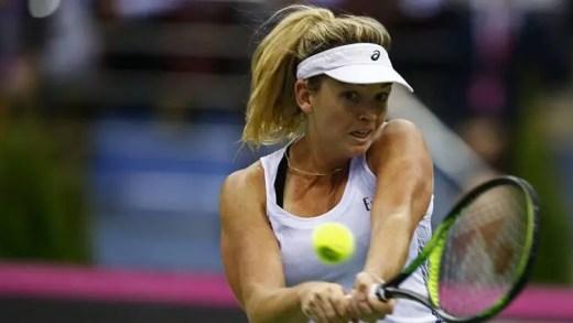 Vandeweghe sofre mas coloca Estados Unidos a uma vitória da próxima fase da Fed Cup