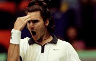 """Ex-preparador físico de Federer diz que suíço era """"meio doido"""" e que imagem de 'gentleman' foi fabricada"""