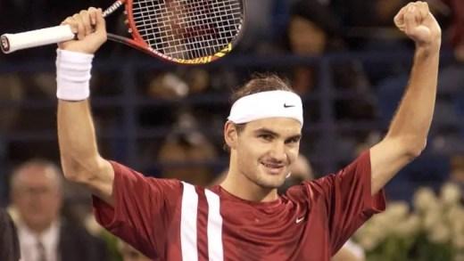 Como era o mundo quando Federer foi número um pela primeira vez?