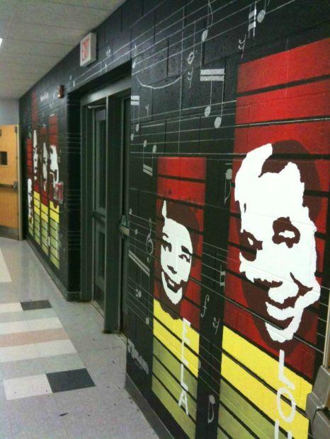 Jazz Legends pt. 1; Paint, Concrete