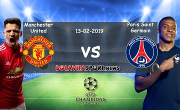 PREDIKSI BOLA MANCHESTER UNITED VS PARIS SAINT GERMAIN 13 FEBRUARI 2019