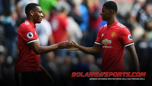 Anthony Martial Dan Rasford