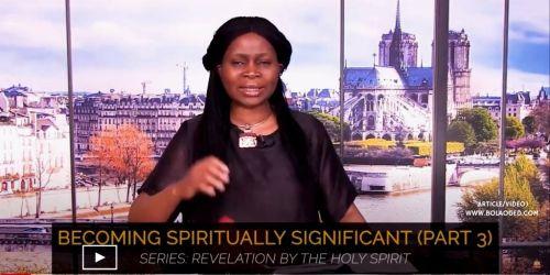 spiritual significance 3
