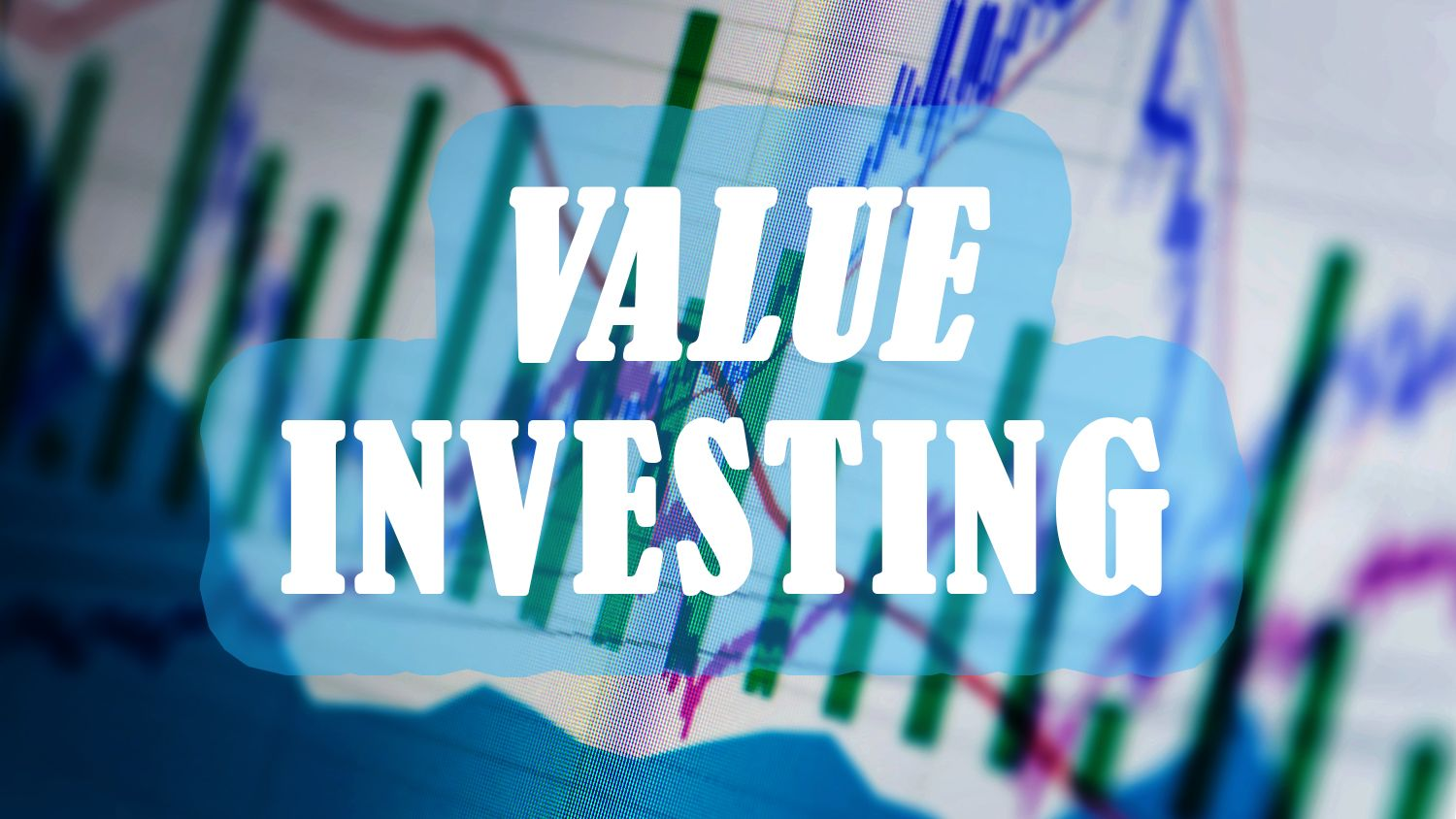 Value Investing. Foto: https://flic.kr/p/NQs2eL