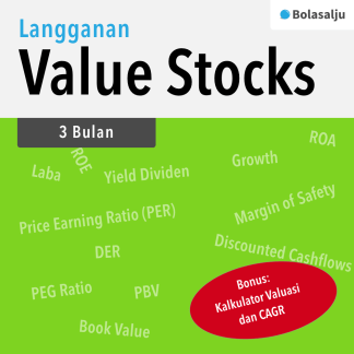 Value Stocks 3 Bulan