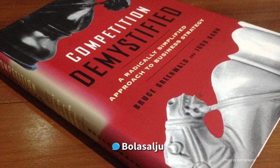 Competition Demystified by Bruce Greenwald (Foto: Bolasalju)