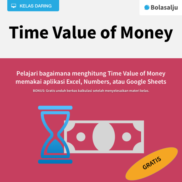 Kelas Time Value of Money (Gratis)