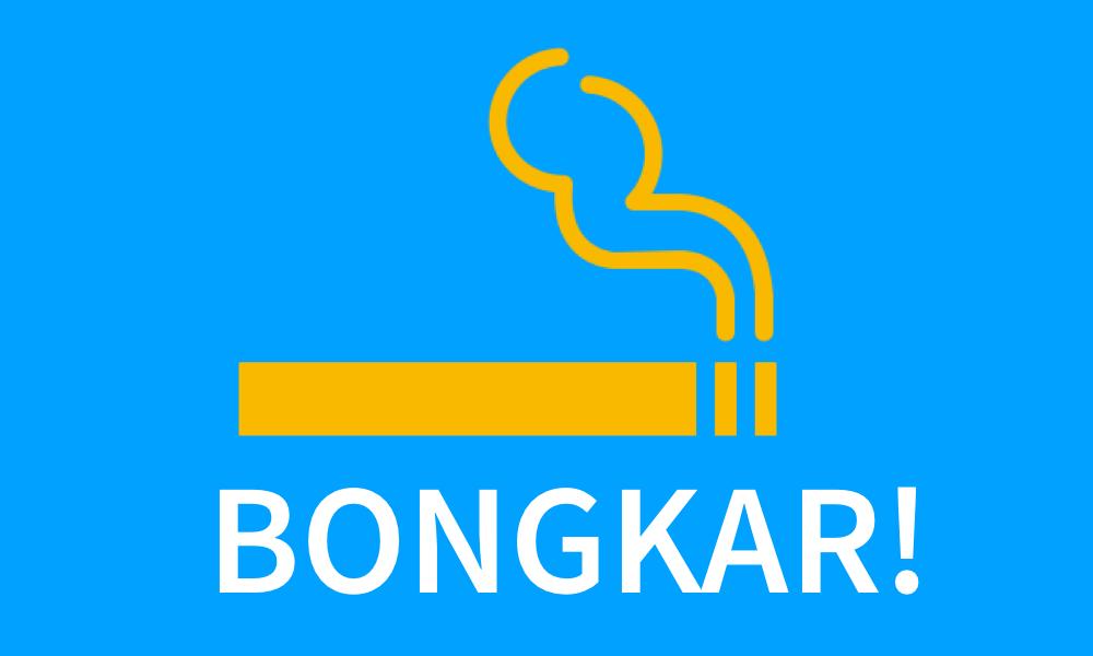 Bongkar Sektor Rokok