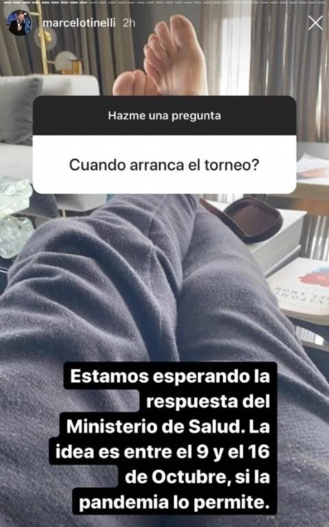 La historia de Marcelo Tinelli. (Foto: Instagram)