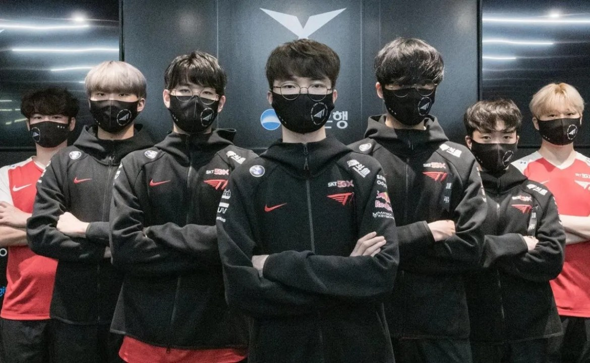 League of Legends: T1 anuncia su roster titular para Worlds 2021