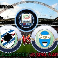 PREDIKSI SAMPDORIA VS SPAL 5 APRIL 2020