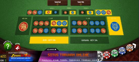 Panduan Dan Cara Bermain Head Tail Live Casino