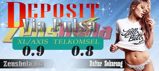 Agen Betting Online Deposit Via Pulsa Telkomsel