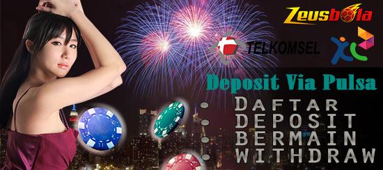Cara Menemukan Agen Poker Online Deposit Pulsa Telkomsel