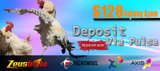 Link Alternatif S128 Deposit Pulsa Sabung Ayam Online