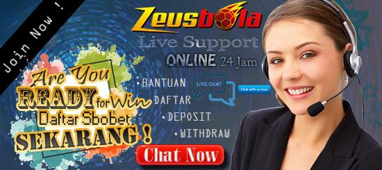 Live Chat Sbobet Resmi Indonesia Terpercaya