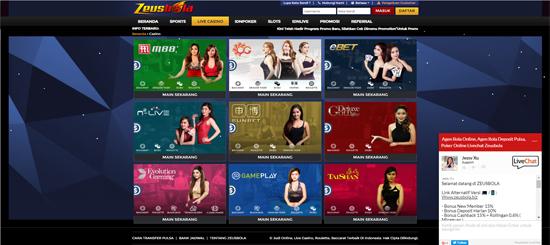 Situs Taruhan Judi Casino Online Terbaik