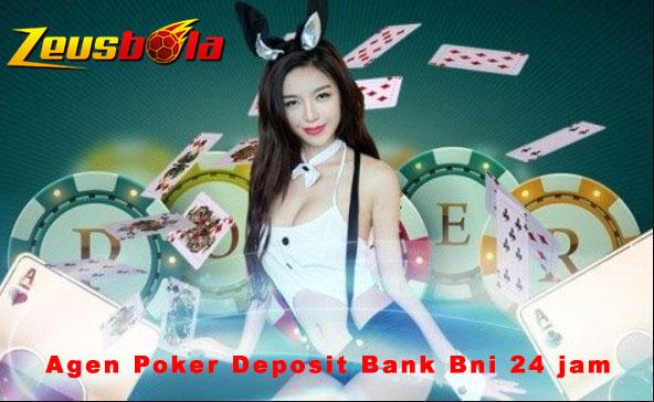 Poker Online Via Bank Bni - Bolazeus