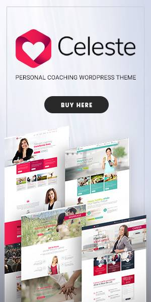 Celeste WordPress Theme