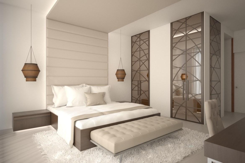 Contemporary Bedroom 3