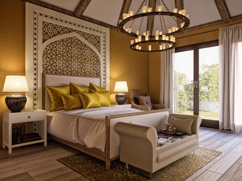 moroccan bedroom 1